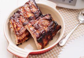 Cómo hacer costillas de cerdo con especias con Thermomix | Trucos de cocina Thermomix | Bloglovin'