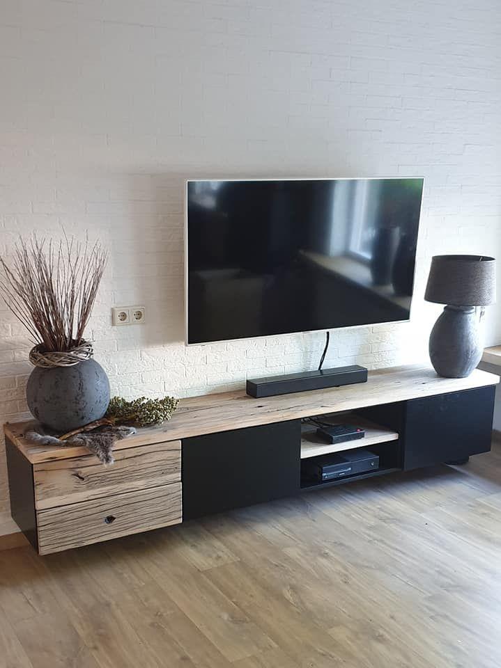 Tv-meubel Artinya - Woodchoice in 2020 | Meubels, Tv meubels