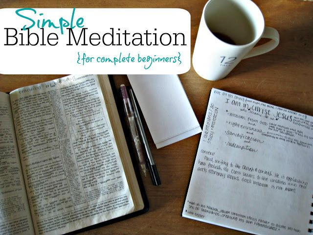 Stone Soup for Five: Simple Bible Meditation for Complete Beginners