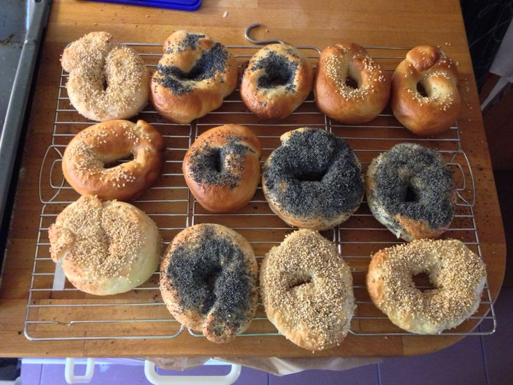 #Artisanal #Bagels made at home with #Thermomix! See more at www.SuperKitchenMachine.com