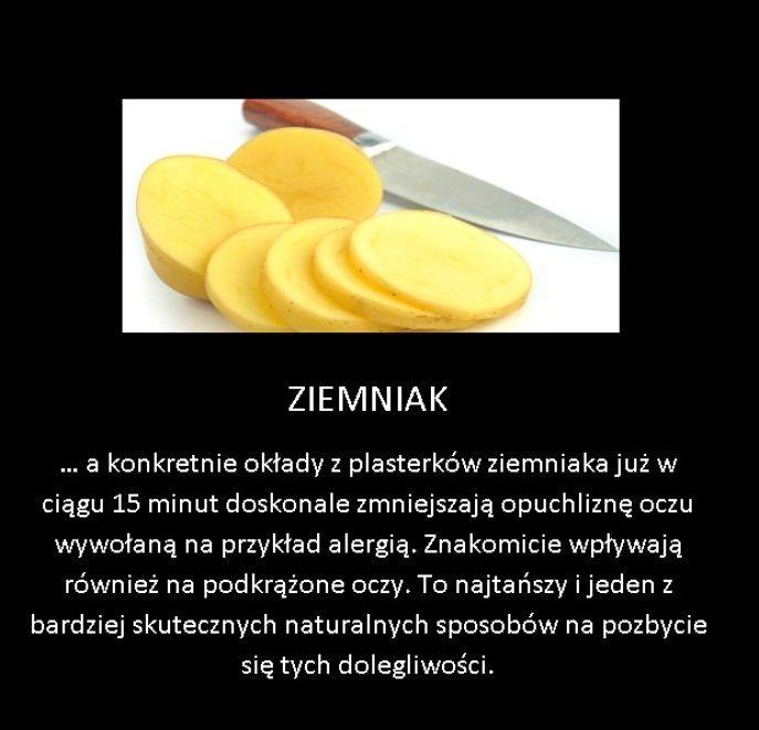 Czy wiecie, że ziemniaki, a dokładnie...