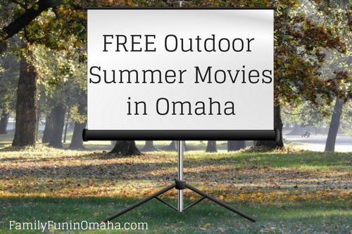 Find many Free or Cheap movies in theaters, Kids Film Series, and more all Summer in the Omaha Area!