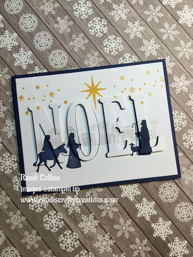 26 Best Stampin Up Night In Bethlehem Images On Pinterest
