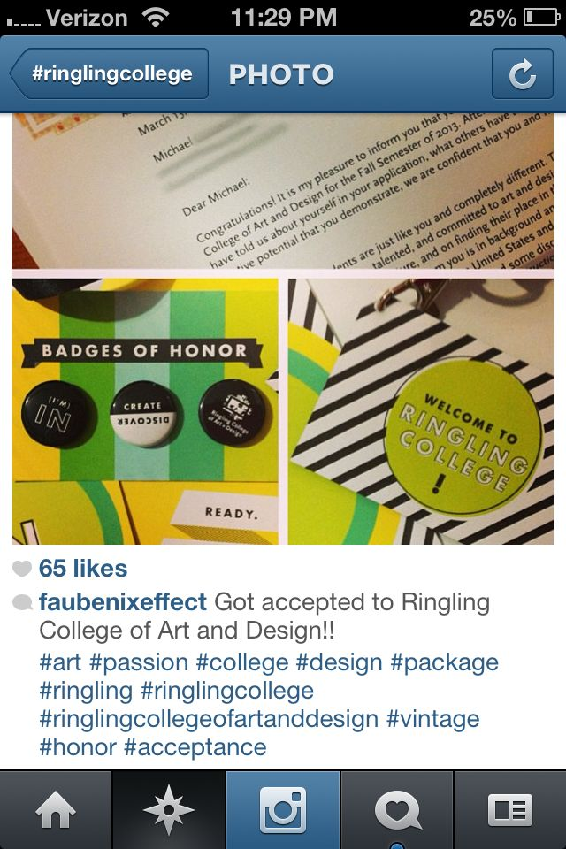 24 best Acceptance Packages images on Pinterest Colleges - college acceptance letters