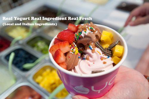 Yoco Frozen Yogurt