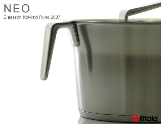 Neo pot by Claesson Koivisto Rune for Iittala