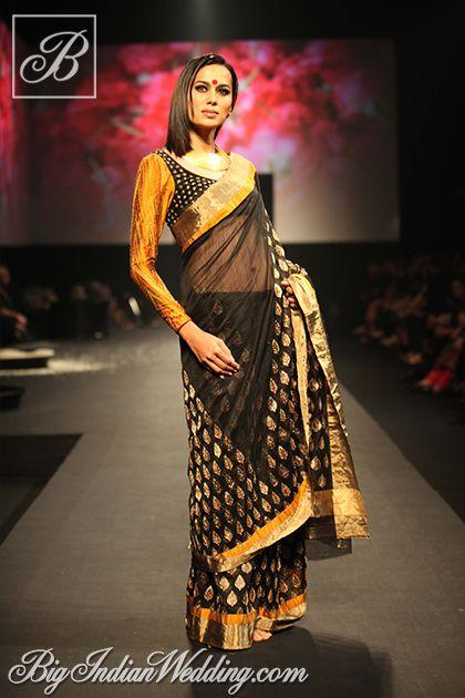 Ritu Kumar designer saree