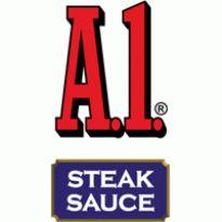A1 steak sauce Logo. Get this logo in Vector format from http://logovectors.net/a1-steak-sauce/