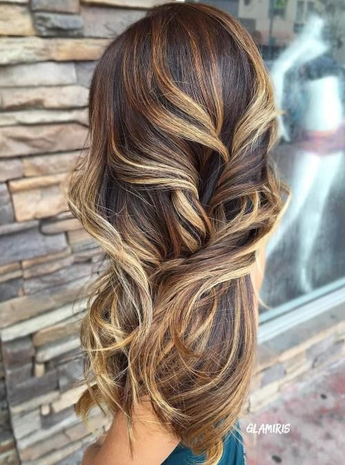 25 Best Ideas About Long Hair Colors On Pinterest Fall