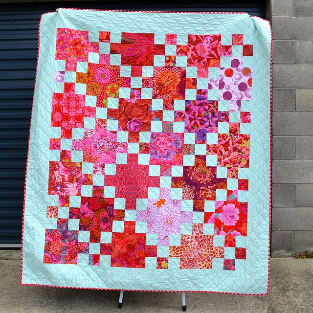 179 Best Images About Quilt Irish Chain On Pinterest