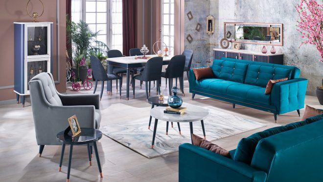 Istikbal Lucas Koltuk Takimi 2018 Salon Takimi Furniture