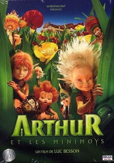 Comme tous les enfants de son âge, Arthur est fasciné par les histoires que lui raconte sa grand-mère pour l'endormir : ses rêves sont peuplés de tribus africaines et d'inventions incroyables, tirées d'un vieux grimoire, souvenir de son grand-père mystérieusement disparu depuis quatre ans. Et si toutes ces histoires étaient vraies ? Et si les minimoys, ces adorables petites créatures dessinées par son grand-père, existaient en chair et en os ? Cote : JF BES ANI