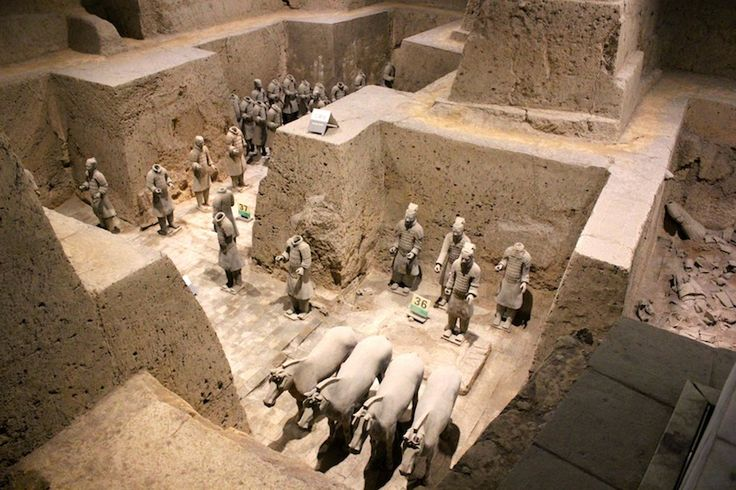 The Terra Cotta Warriors in Xi'an China are a great trip that may be closer than you think!  www.traveladept.com