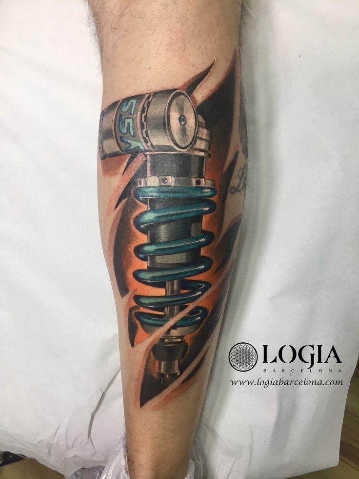 Φ Artist ZOEN Φ Info & Citas: (+34) 93 2506168 - Email: Info@logiabarcelona.com www.logiabarcelona.com #logiabarcelona #logiatattoo #tatuajes #tattoo #tattooink #tattoolife #tattoospain #tattooworld #tattoobarcelona #tattooistartmag #tattoosenbarcelona #ink #arttattoo #artisttattoo #inked #inktattoo #tattoocolor #escultura #tattooartwork #realism #machine #piston #amortiguador #damper