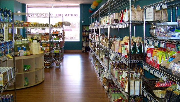 Small grocery store design food store space pinterest store design baking and love - Small retail space collection ...