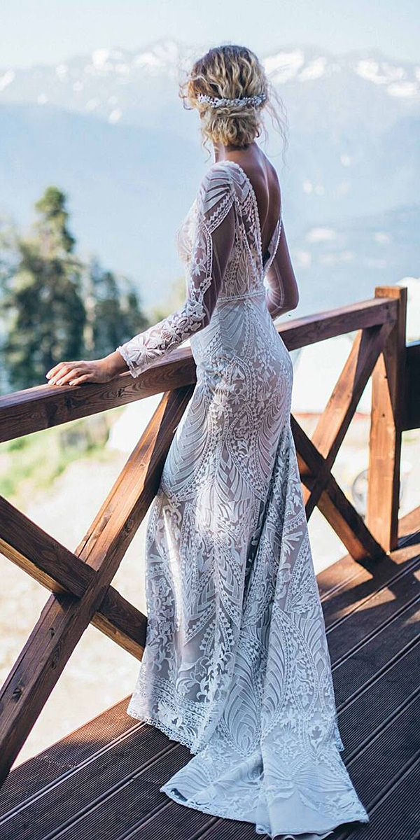24 Pretty Lace Again Wedding ceremony Attire