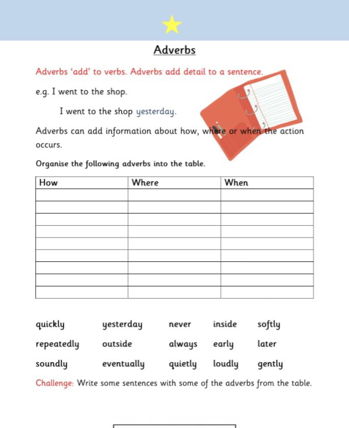 Comparative Adverb Worksheets Free Printable Adverb Activities Adverbs Worksheet Comparative Adverbs Comparative And Superlative Adverbs