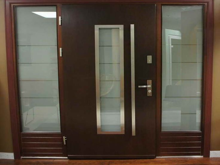 Mid Century Modern Double Front Doors Google Search