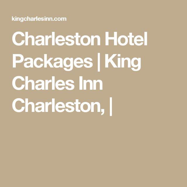 Charleston Hotel Packages | King Charles Inn Charleston,  |