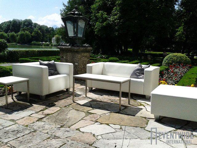 #Eventwide Lounge im Grünen