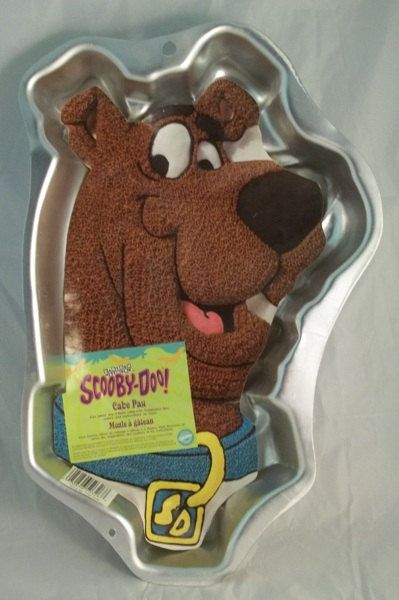 Wilton Scooby Doo Cake Pan Vintage Scooby Doo Cake And Haha