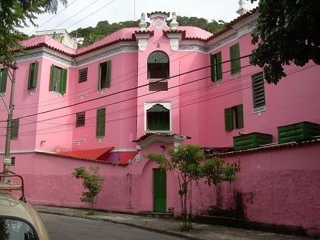 Casa Rosa - Rio de Janeiro. For those who enjoy brazilian music such as samba, bossanova, samba rock. http://www.casarosa.com.br/