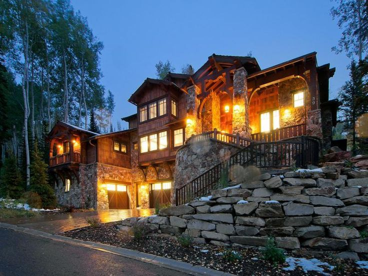 78 best images about dream house on pinterest mountain for Mountain dream homes