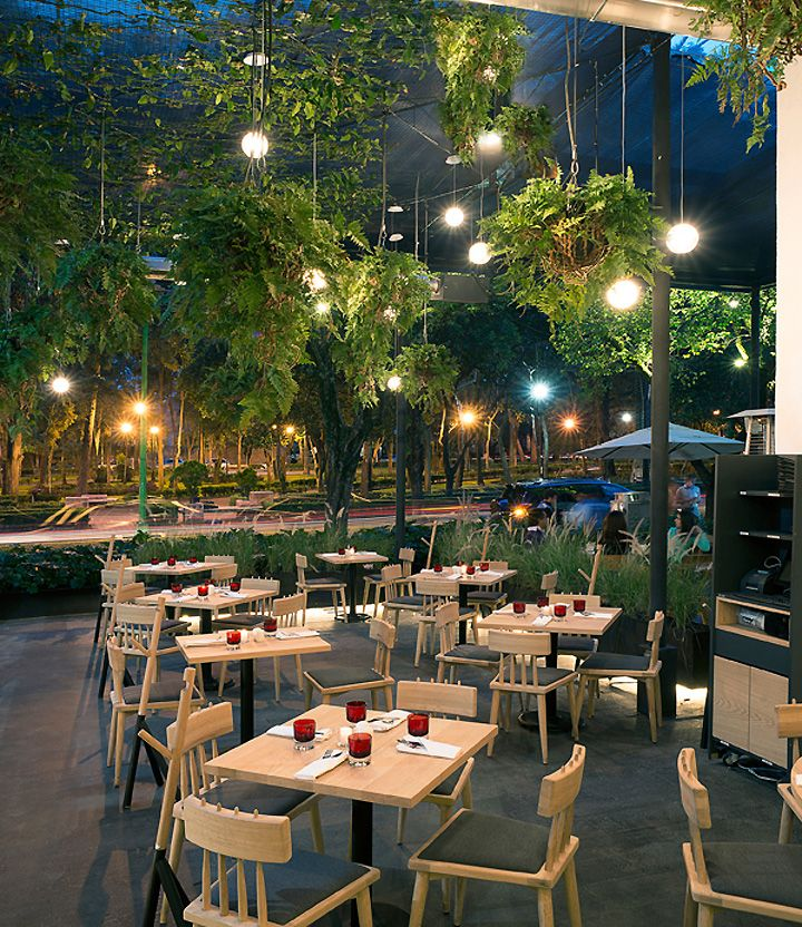 13 best images about outdoor restaurant on pinterest for Restaurants with outdoor seating