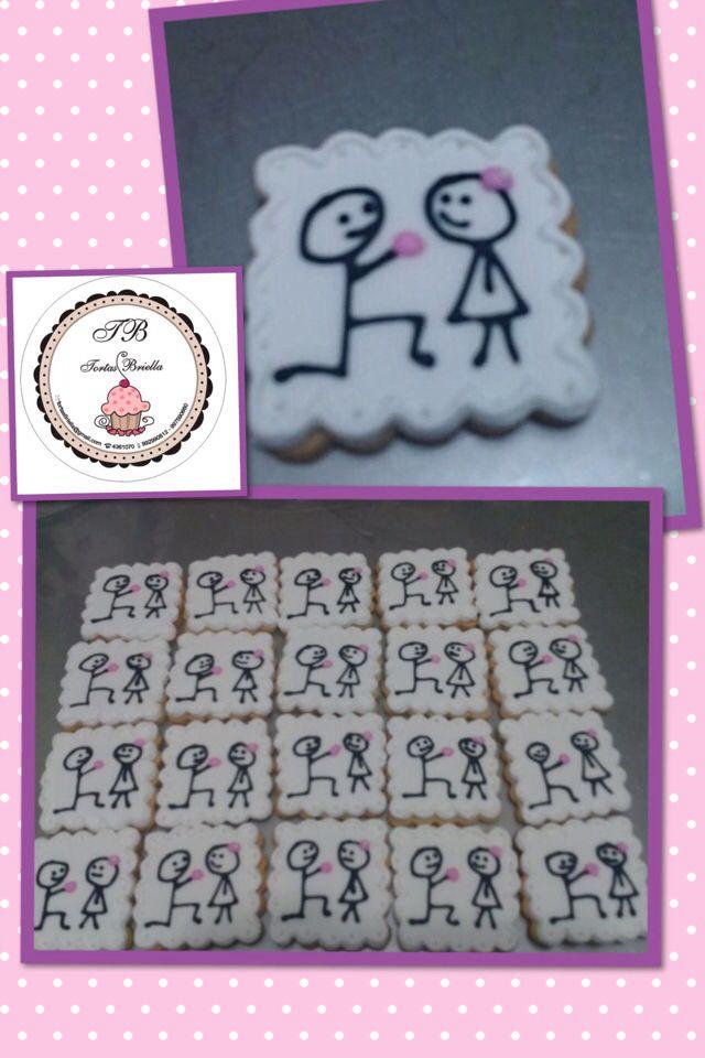 Engagement cookies / galletas de compromiso