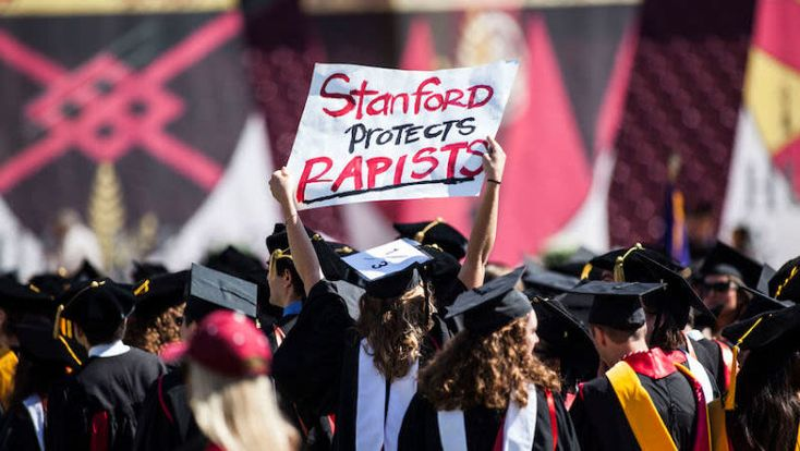 Brock Turner Victim No Longer Involved in Memorial Plaque After Stanford Reportedly Ignored Her Suggestions