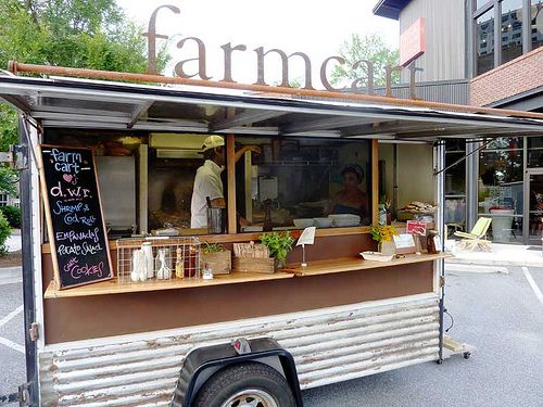 farm 255 food cart Athens, GA