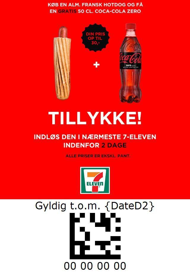 Coca-Cola - 7-Eleven - Denmark