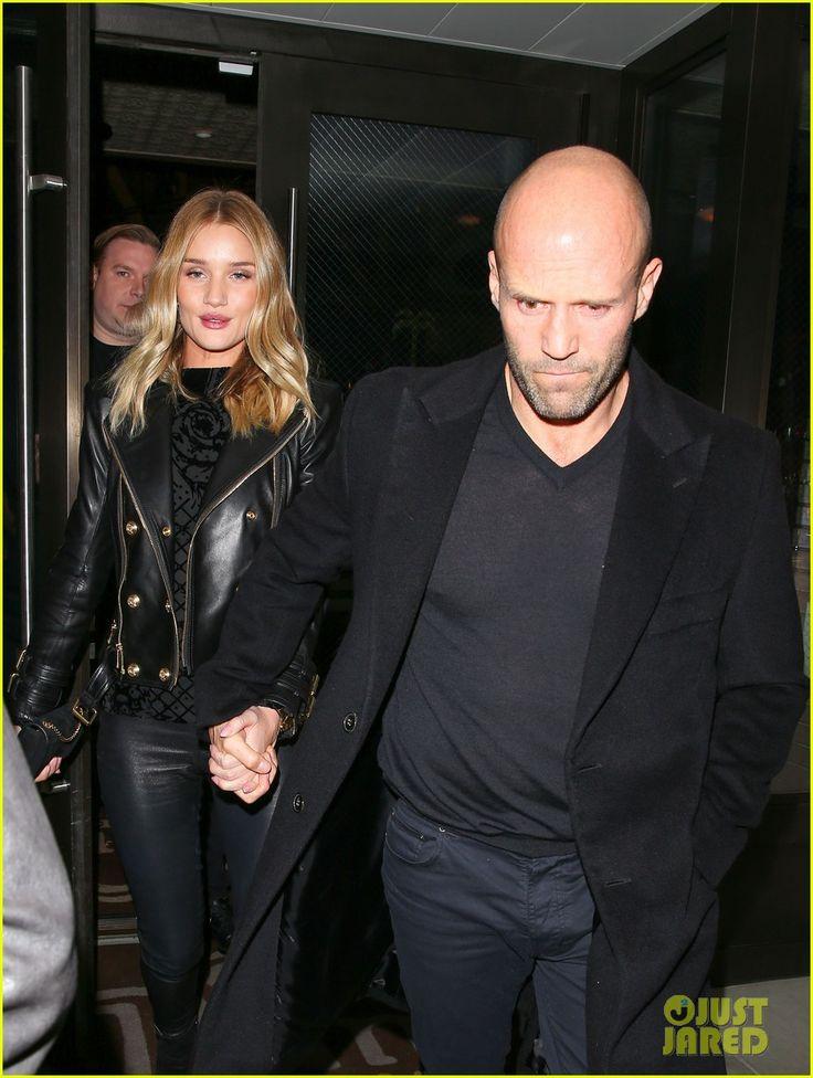 Rosie Huntington-Whiteley & Jason Statham Have a Hot Date Night   rosie huntington whiteley jason staham have a hot date night 20 - Photo