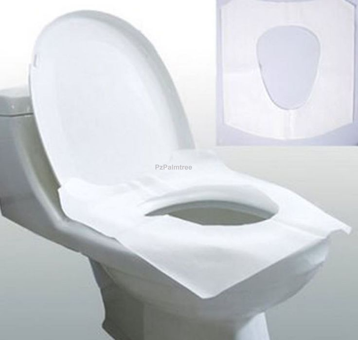 Attractive 15 30 45 60 Disposable Toilet Seat Covers Flushable Camping Festival Travel  Hike