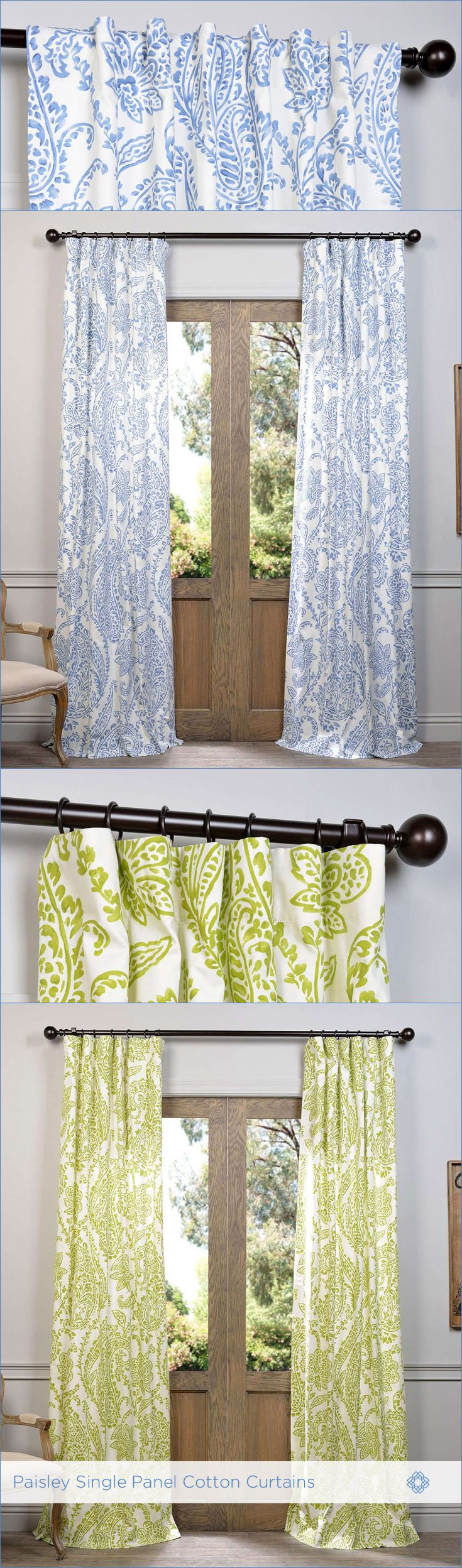 40 best images about curtains window treatments on for Window cotton design