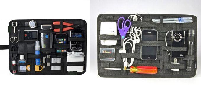 7,50€ για ένα Ultimate Organizer, το Σύστημα Οργάνωσης μικροαντικειμένων με ελαστικούς ιμάντες, ιδανικό για να συγκρατεί tablet, στυλό, σημειωματάρια, κινητά ή ότι άλλο θέλετε να μείνει σταθερό, με παραλαβή από το Magic