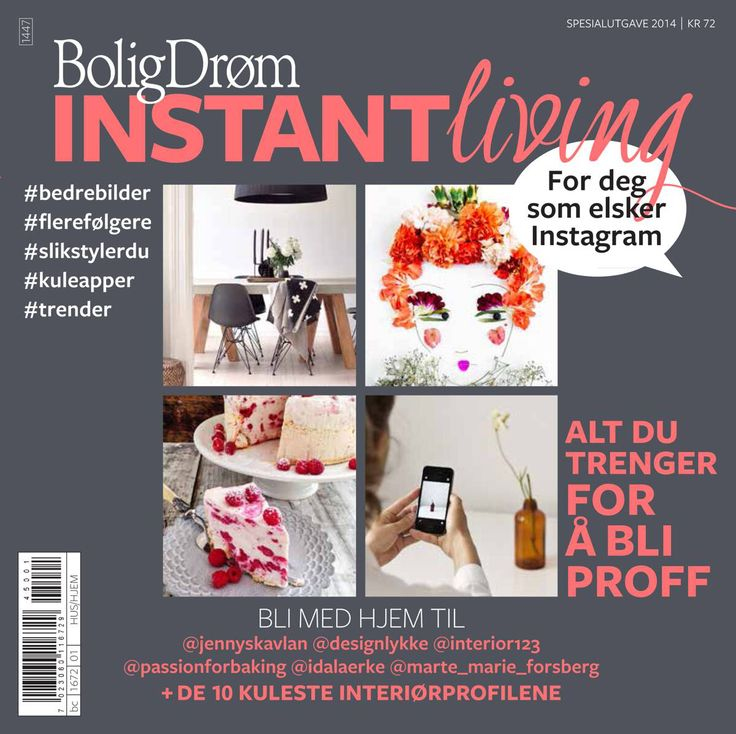 BoligDrøm spesial 2014: BoligDrøm Instant Living