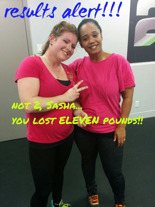Just getting started, Sasha jumps out of the gates with serious results!!