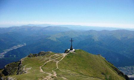 Romanianexperience.wordpress.com - Heroes' Cross, Bucegi Mountains - Let's visit Romania together!