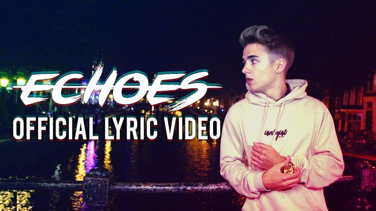 Jake Mitchell - Echoes (Official Lyric Video)