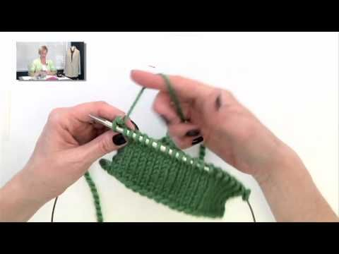 This video might change the way you knit - you may never purl another row! I'm totally excited about this technique.
