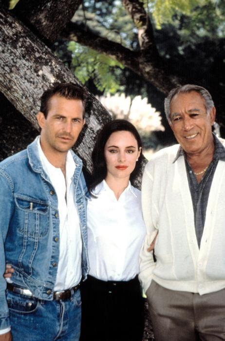 REVENGE - Kevin Costner - Madeline Stowe - Anthony Quinn - Directed by Tony Scott