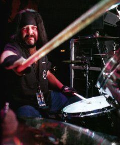 Vinnie Paul!! Super fast feet