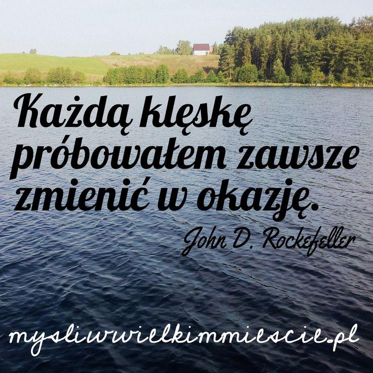 Pieniądze szczęścia nie dają, ale pomagają w realizacji marzeń :) Dlatego warto popracować nad naszą finansową inteligencją! :) http://bit.ly/inteligencja_finansowa  #motywacja #cytat #lifestyle #nowyrok #postanowienia #rockefeller