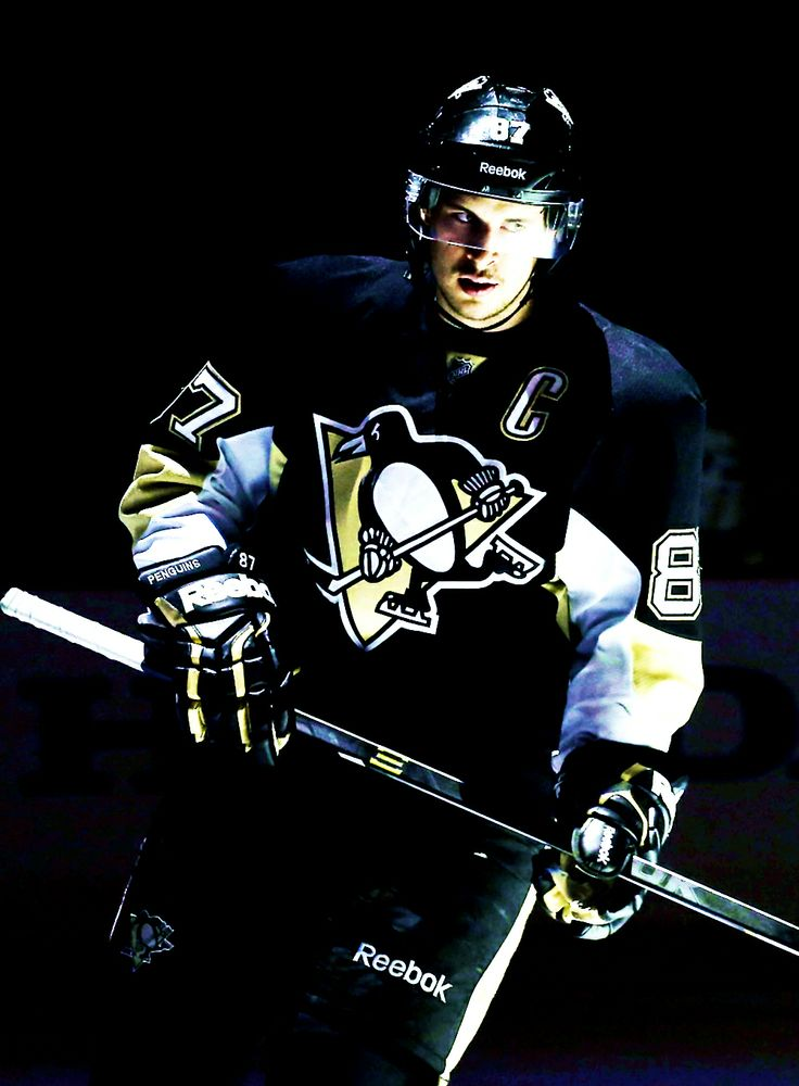 Sidney Crosby • Pittsburgh Penguins