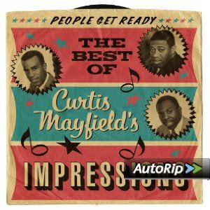 People Get Ready: The Best Of Curtis Mayfield's Impressions  #christmas #gift #ideas #present #stocking #santa #music #records
