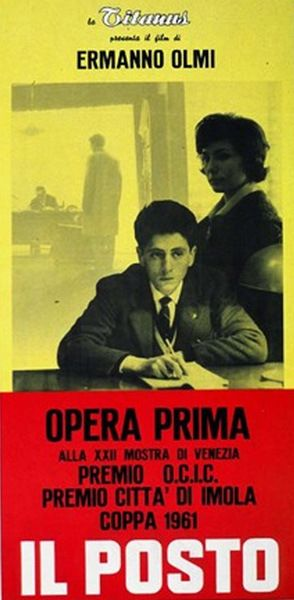 IL Posto - a great italian film by Ermanno Olmi