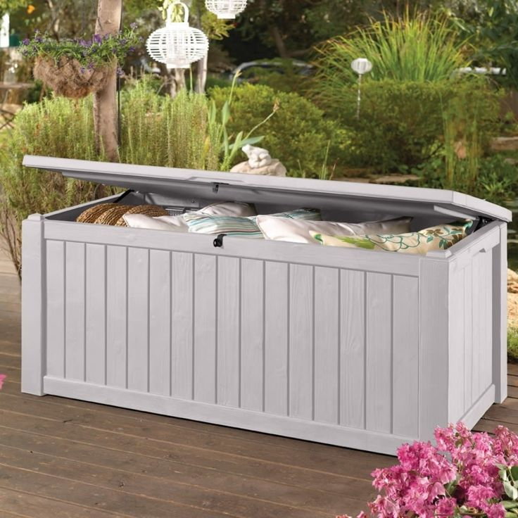 Latest Keter Jumbo Deck Box 2016
