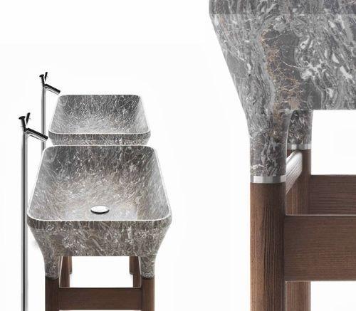 LOTO - marble basin by Kreoo