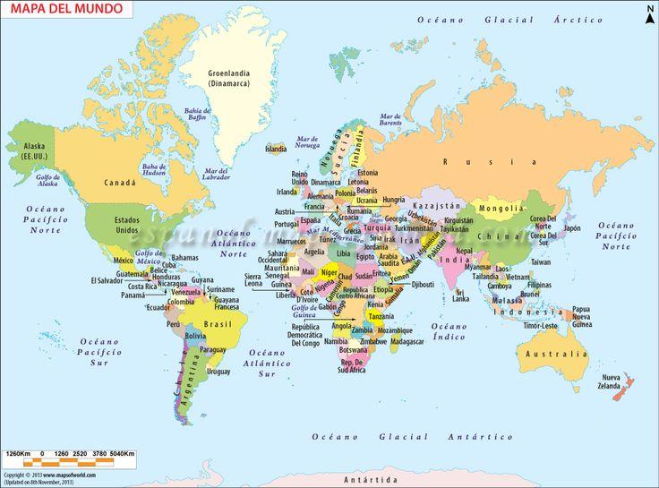 17 mejores ideas sobre mapas del mundo en pinterest for Mapa del mundo decoracion